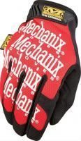 Перчатки Mechanix Wear Original, Red, XL