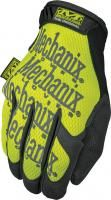 Перчатки Mechanix Wear Original Hi Viz, XL