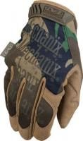 Перчатки Mechanix Wear Original, Woodland Camo, L